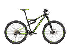 Cannondale Habit 3 XT Fully MTB Full Suspension Downhill Carbon Lefty 120mm