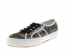 Superga - Zapatillas meshmulticolw 2750 gris oscuro Yellow