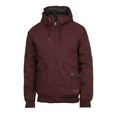 Volcom MAESTRO SOTTOBICCHIERE Giacca PRUGNA BORDEAUX - Giacca invernale uomo