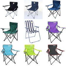 Festival Garden Folding Camping Chair Fold Up Seat Deck Fishing Multi-listing