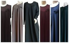 Islamic Muslim Quality Abaya / Jilbab Dress SIZE 8 10 12 14