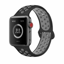 Replacement Sports Silicone Band for Apple Watch Nike+ Series 3/2/1
