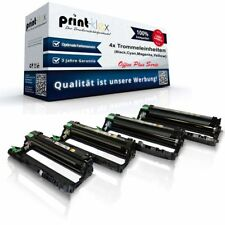 4x alternativo UNITÀ TAMBURO PER BROTHER DR 241 colore Batteria -office PLUS
