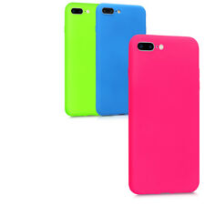 CUSTODIA PROTETTIVA TPU SILICONE PER APPLE IPHONE 7 PLUS 8 PLUS CASE COVER