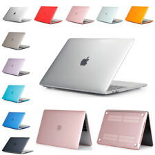 Hard Case Cover Shell For Apple Macbook Laptop Air Pro Retina 11 13 15 12 Inch