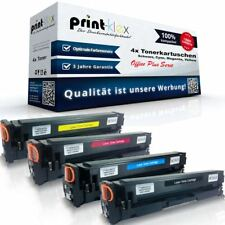 4x Alternativa Cartuchos de tinta para HP cf410-cf413 Repuesto Set - Office Plus