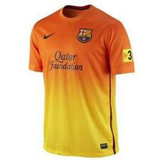 FC BARCELONA 2012-2013 AWAY ORIGINAL FOOTBALL JERSEY SHIRT NIKE SIZE L