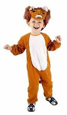 Lion Complete Outfit Toddler Children Fancy Festive Party Wear Dress Costume