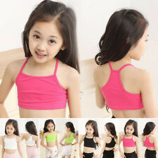 341d32ebf63b3 Kids Baby Girls Camisole Yoga Vest Leggings Sport Undies Underclothes  Underwear