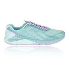 Merrell Womens Bare Access Flex Trail Running Shoes Trainers Sneakers Blue