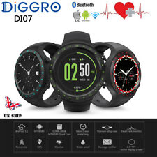3G SIM Smart Watch Android5.1 8GB WIFI GPS Orologio Telefono HeartRate Pedometro