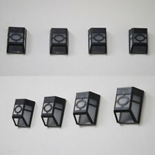 Energy-saving LED Light Solar Powered Mount Wall Outdoor Path Landscape Cool