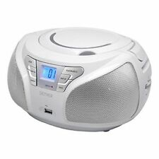 Denver Electronics Radio CD Denver Electronics TCU-206WH Bianco S0401445