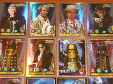 Doctor Who Trading / Gaming Cards: ALIEN ARMIES, BATTLES IN TIME, EXTREME, etc