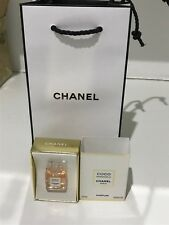 Miniature Chanel Coco Mademoiselle EDP 1.5ml Boxed with Chanel Gift Bag