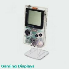 Nintendo Game Boy Pocket Acrylic Display Stand, Games Console, 53 Colours