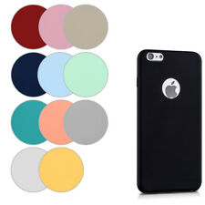 FUNDA DE TPU SILICONA PARA APPLE IPHONE 6 PLUS 6S PLUS CARCASA PROTECTORA