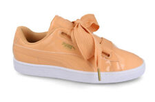 SCARPE DONNA SNEAKERS PUMA BASKET HEART PATENT [363073 16]