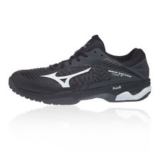 Mizuno Mens Wave Exceed Tour 3 All Court Tennis Shoes Black Sports Breathable