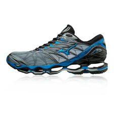 Mizuno Mens Wave Prophecy 7 Running Shoes Trainers Sneakers Blue Sports
