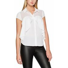 Guess Chemise Femme Blanc