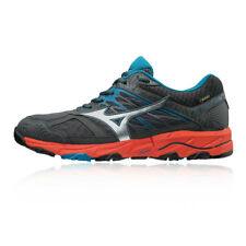 Mizuno Mens Wave Mujin 5 GORE-TEX Trail Running Shoes Trainers Sneakers Black