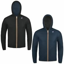 K-WAY JACQUES PLUS DOUBLE giacca reverse KWAY BAMBINO Variable Meteo News 991ywn