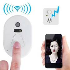 Home Security HD 720P Wireless Doorbell Smart Wide Angle Camera Viewer Digital A