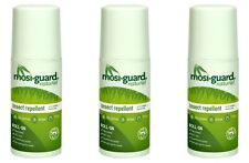 Mosi -guard Roll On 50 Ml, Naturale Repellente Insetti, Zanzara, Deet , 8 Ore