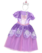 George Disney Sofia The First Ragazze Costume Vestito