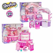 New Shopkins Birthday Cake Surprise Or Cotton Candy Party & Figures Official
