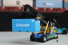 HANJIN 20FT SHIPPING CONTAINER MODEL OO HO N GAUGE PRE CUT CARD DESIGNS