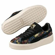 Puma Cesta Plataforma Wn ´S Day Of The Dead 364810 01 Negro