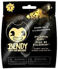 Bendy and The Ink Machine Collector Clips - Blind Bag Figure -CHOOSE Your Figure