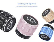 Mini Wireless Bass Stereo Speaker Bluetooth 3.0 Support Handsfree AUX TF Card JD