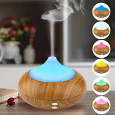 Ultrasonic Essential Oil Aroma Diffuser Air Humidifier Aromatherapy Purifier UK