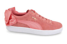 SCARPE DONNA SNEAKERS PUMA SUEDE BOW WNS [367317 01]