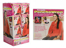 BULK BUY Fleece Ponchos blankets to keep your guests warm summer party/Wedding