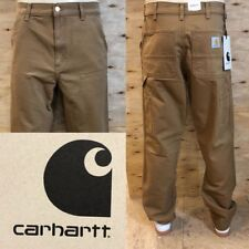 *CARHARTT *DOUBLE KNEE PANT *5POCKET *NEU MIT ETIKETT *ORIGINAL *RELAXED STRGHT