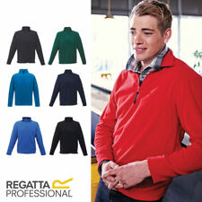Regatta Mens Zip Neck Micro Fleece Top | Pullover