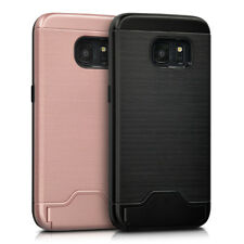 COVER PER SAMSUNG GALAXY S7 CUSTODIA IBRIDA CASE SILICONE TPU