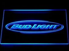 Bud Light sign Beer home Bar Pub LED Neon Sign OnOff 7 Colors wall decor mens g