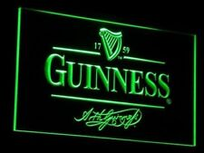 Guinness Beer LED Neon Sign Beer light sign Pub Bar Room wall decor OnOff