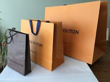 "AUTHENTIC ""LOUIS VUITTON"" SMALL/MEDIUM/LARGE GIFT BAGS -ALL ""NEW """