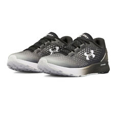 Under Armour Mujer Charged Bandit 4 Correr Zapatos Zapatillas Negro Running