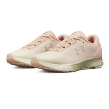 Under Armour Mujer Charged Bandit 4 Correr Zapatos Zapatillas Rosa Deporte