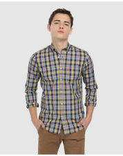 Chemise slim repassage facile homme Easy Wear jaune ... A25267478