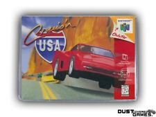 Cruis'n USA N64 Nintendo 64 Game Case Box Cover Brand New Professional Quality!!
