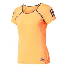 ADIDAS T-shirt tennis Donna Club rosa blu