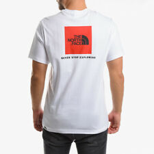 MEN'S T-SHIRT SNEAKERS THE NORTH FACE RED BOX [T92TX2FN4]